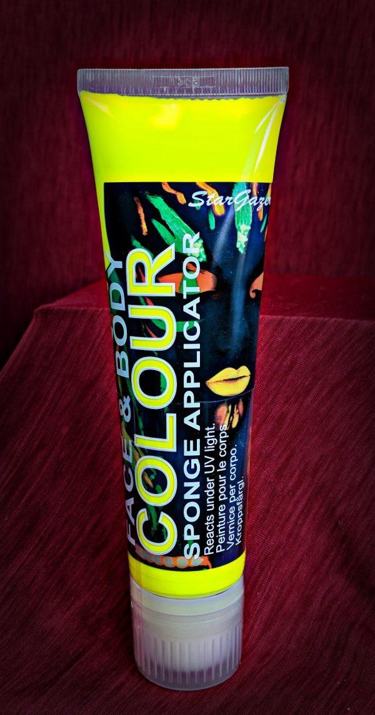 Neon/ UV face & body paint 100ml