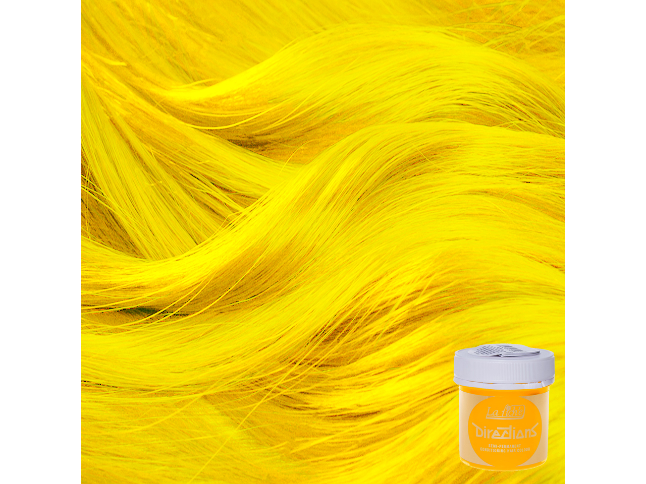 La Riche Directions Bright Daffodil Hair Dye