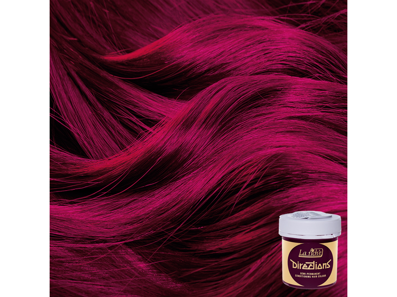 La Riche Directions Dark Tulip Hair Dye
