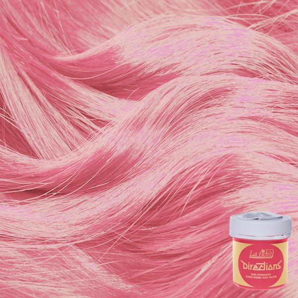 La Riche Directions Pastel Pink Hair Dye