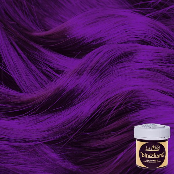 La Riche Directions Plum Hair Dye