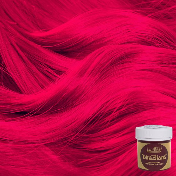 La Riche Directions Rose Red Hair Dye