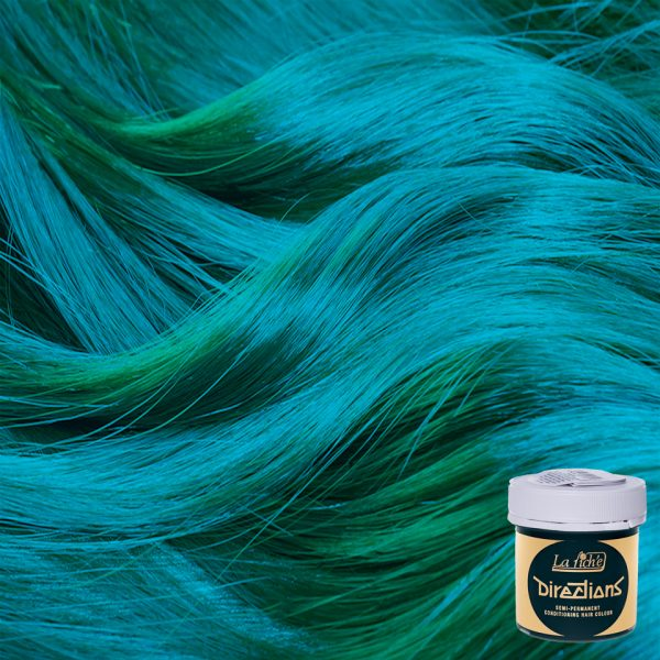 La Riche Directions Turquoise Hair Dye