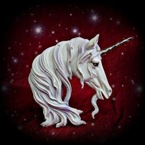 Magnificence (Small unicorn head)