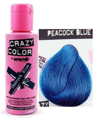 Crazy Color Semi-permanent Hair Dye