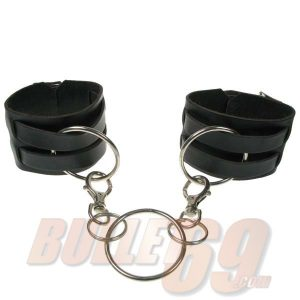 4 Row Width and Key chain Handcuffs