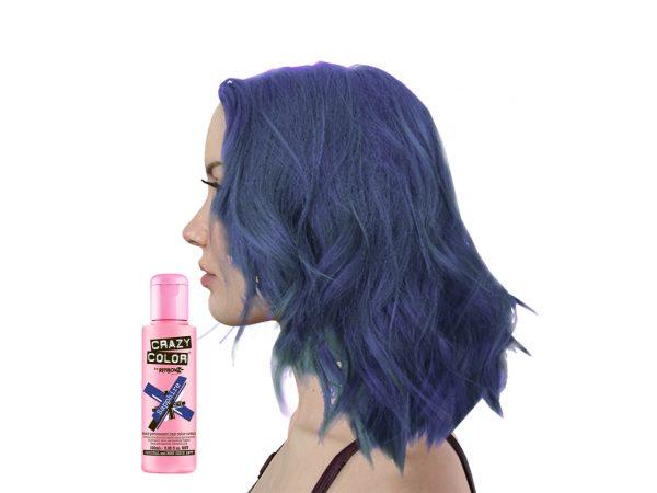 Crazy Colour Sapphire Hair Dye