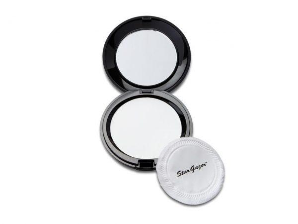 Stargazer Compact Pressed Powder White