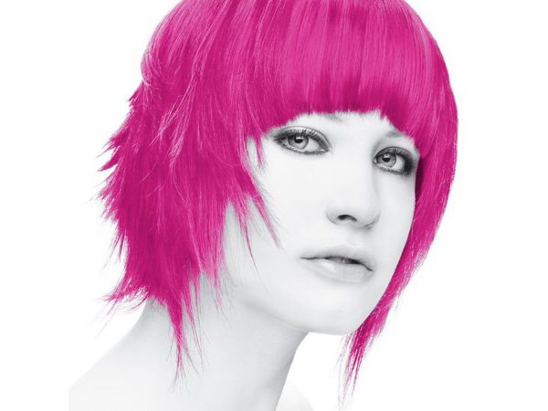 Stargazer UV Pink Hair Dye