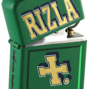 A RizLa+ Bomb Lighter.