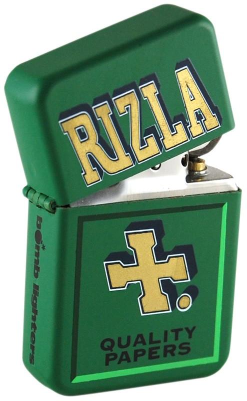 A RizLa+ Bomb Lighter.