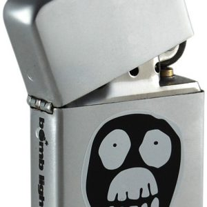 A Mighty Boosh Bomb Lighter.