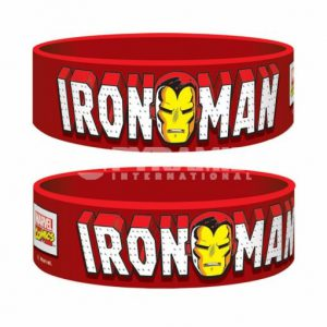 Retro Ironman Wristband