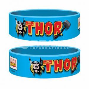 Retro Thor Rubber Wristband