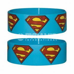 Superman Rubber Wristband