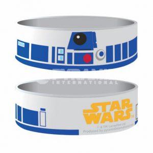 R2D2 Rubber Wristband
