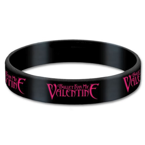 Bullet for my Valentine Rubber Wristband