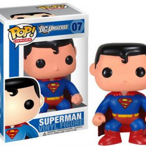 Superman Pop Vinyl Figure