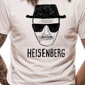 Breaking Bad Hiesenberg T-shirt