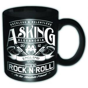 Asking Alexandria Mug