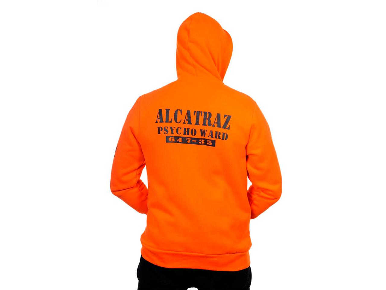 Alcatraz Inmate Unisex Hoodie