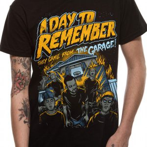 A Day To Remember T Shirt