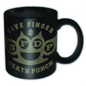 Five Finger Death Punch Mug