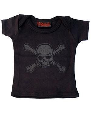 Skull & Cross Bones Baby Tee