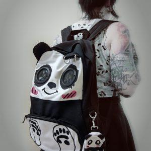 Panda Speaker Bag
