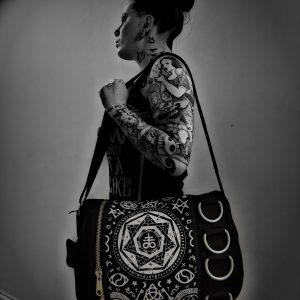 Witch Craft Alchemy Messenger Bag