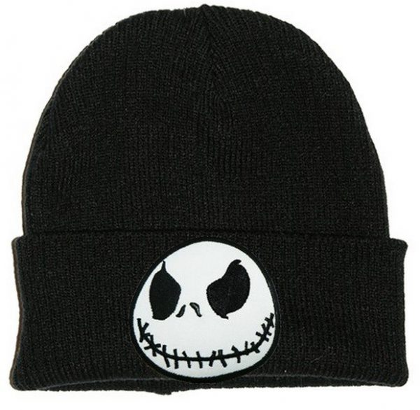 c8e8193431d Jack Skellington Beanie - Tribal Voice