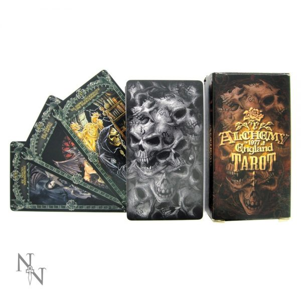 Alchemy Playing Cards