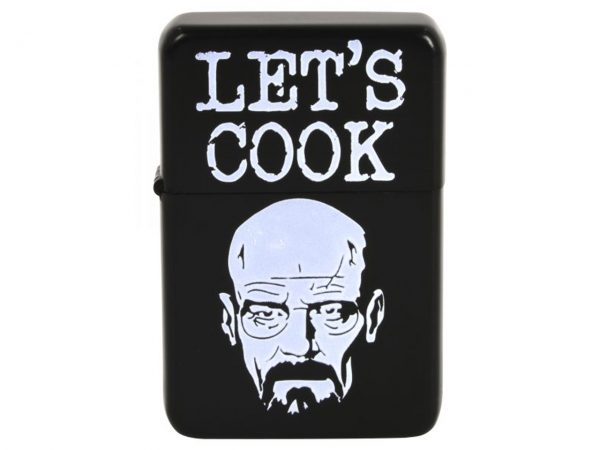 Let's Cook Breaking Bad Windproof Lighter Bomb Lighters