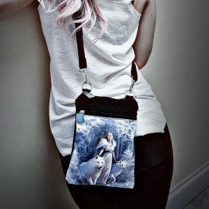 Winter Guardian Shoulder Bag
