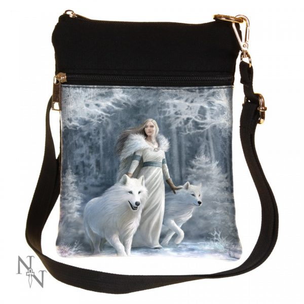 Winter Guardians Shoulder Bag Nemesis Now