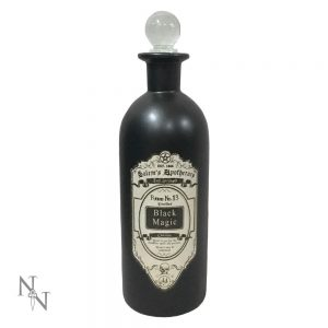 Black Magic Bottle