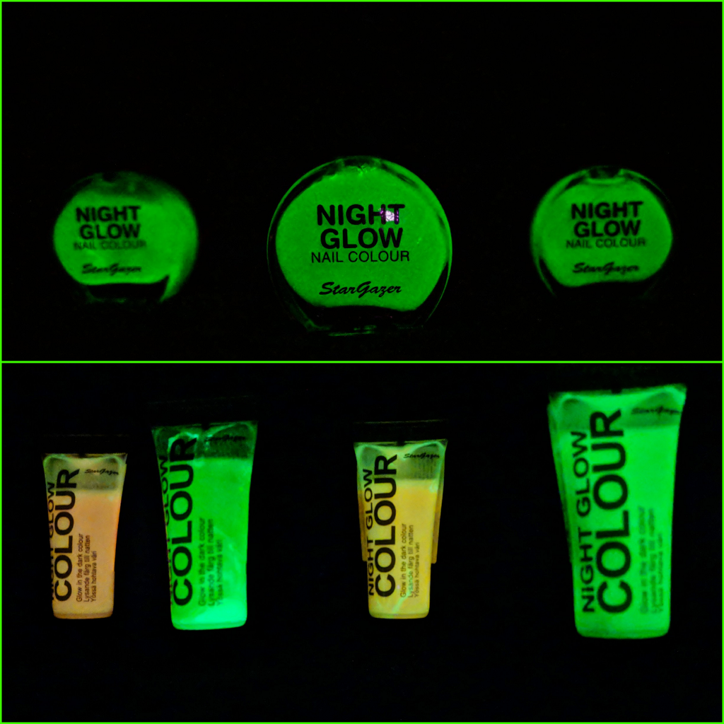 glow in the dark färg