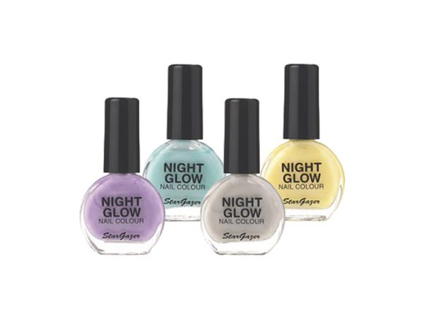 Stargazer Night Glow Nail Polish Glow In The Dark