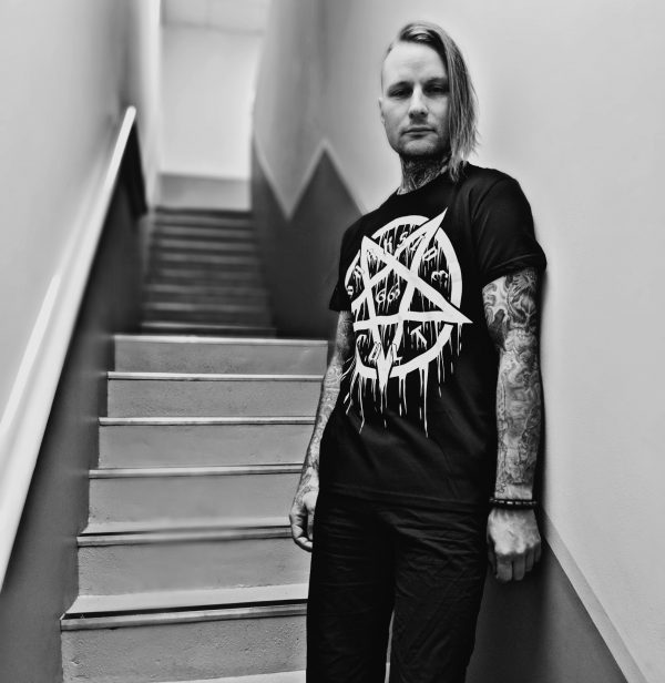 Pentagram 666 Cult t from Darkside