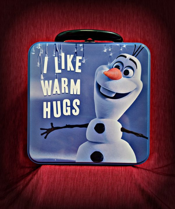 Frozen Tote Lunch Box