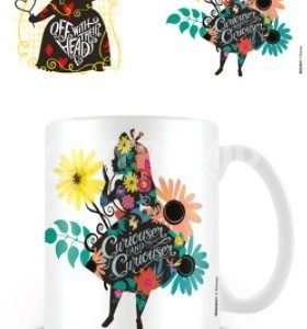Alice in Wonderland Mug - Curiouser and Curiouser
