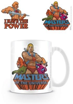 Masters of the Universe - Thundercats Mug