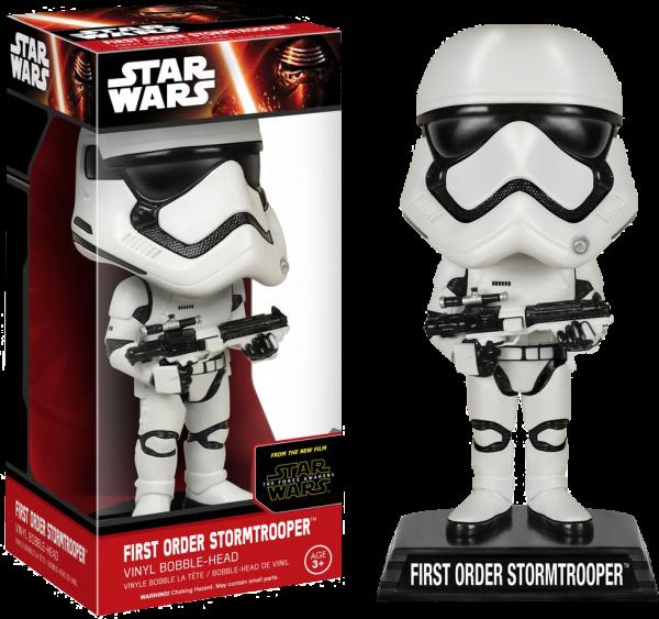 First Order Storm Trooper Head Knocker