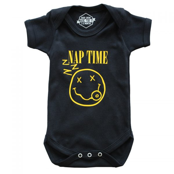 Nap Time Nirvana Baby Grow Onesie