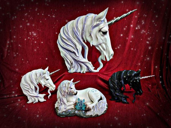 Jewelled Tranquility Unicorn
