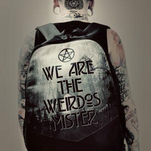 We Are The Weirdos Mister Bag