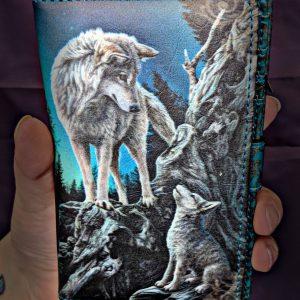 Wolf Guardian Wallet
