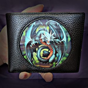 Jade Dragon 3D Wallet