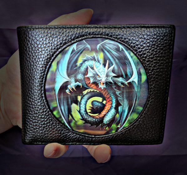 Jade Dragon 3D Wallet