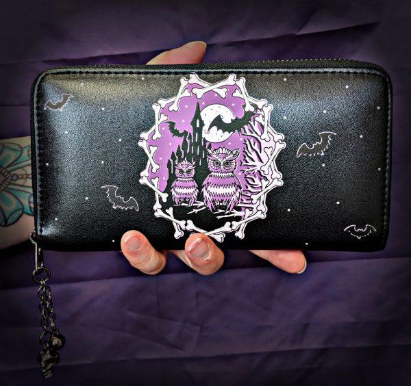 Spooky Owls Wallet